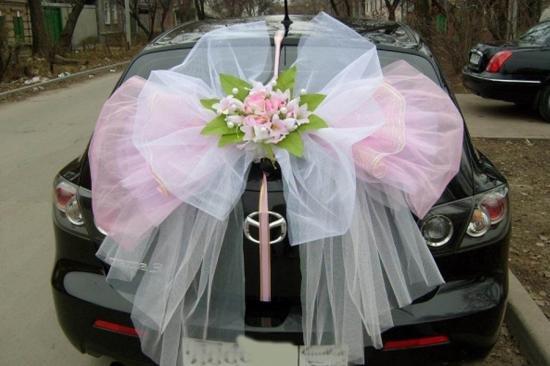 Свадебное оформление своими руками фото
